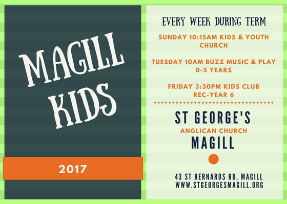 Magill Kids 2017